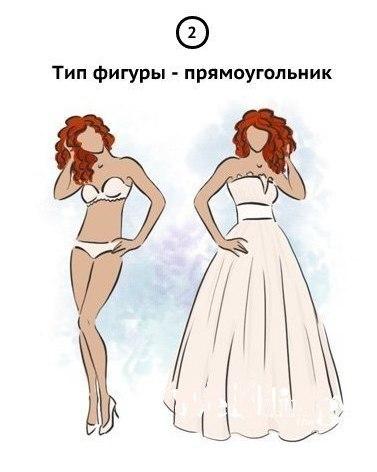 kak_vybrat_svadebnoe_plate_dlja_devushki_s_tipom_figury_prjamougolnik