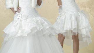 Платье трансформер с отстегивающейся юбкой. Как завязывать платье трансформер