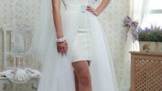 Чем прекрасно свадебное платье-трансформер?