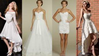 Всегда стильно, креативно и необычно смотрится платье-трансформер.