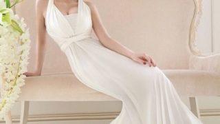 Платье трансформер может иметь крой в пол, быть коротким