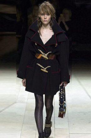 Модные женские пальто оверсайз-2018