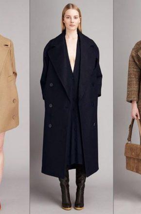 Стильное пальто «оверсайз» прочно занимает лидирующие позиции