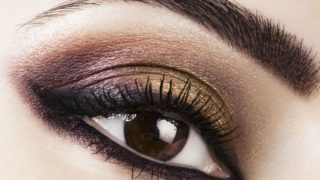 Красота и нежность женских глаз (взгляд женщины)