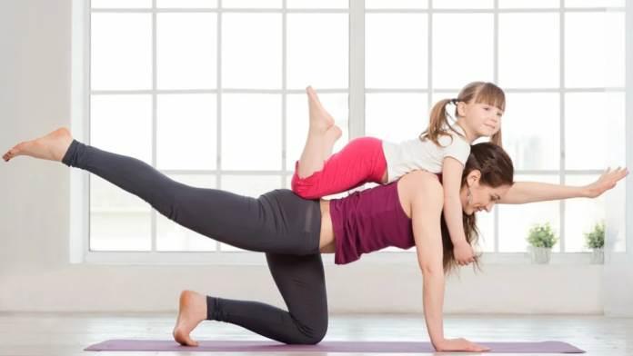 Физические упражнения для детей польза
