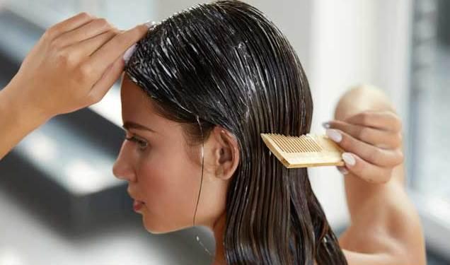 Уход за сухими и ломкими волосами
